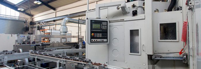 Take five: fast, efficient and economical machining