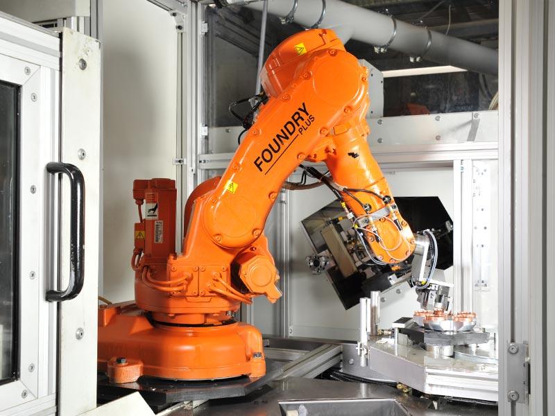 robot assemblies